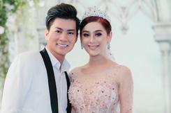 Lâm Khánh Chi tổ chức lễ kỉ niệm 1 năm ngày cưới vô cùng hoành tráng