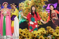 NSND Hồng Vân, Thanh Ngân và gần 200 nghệ sĩ nổi tiếng góp mặt trong 'Hương xuân HTV'