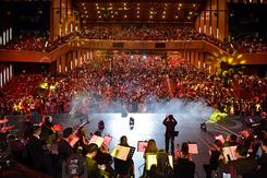 Bùng nổ với đêm nhạc Sunshine Concert 2018 hội tụ dàn sao đình đám