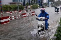 Thời tiết Đà Nẵng Tết Dương lịch 2019: Mưa lớn diện rộng, ngập lụt vùng trũng thấp