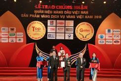 HDBank vào top nhãn hiệu hàng đầu Việt Nam – Sản phẩm vàng, Dịch vụ vàng