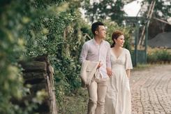 Tán qua Facebook, tuyển thủ Ngô Hoàng Thịnh cưới được người con gái đất Tây Nguyên