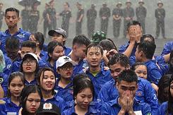 Lễ hội Đền Hùng năm nay: Đông nhưng không 'thất thủ', nhiều hình ảnh đẹp đọng lại trong lòng du khách