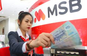 Yếu tố nào giúp lợi nhuận 9 tháng MSB vượt kế hoạch năm?