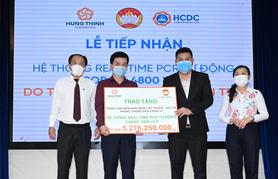 Tập đoàn Hưng Thịnh sẽ tiêm miễn phí hơn 14.000 liều vắc xin COVID-19 cho cán bộ nhân viên và người thân