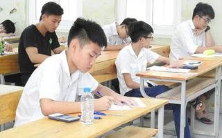 Đề thi giữa học kì 2 môn Toán lớp 10 THPT C Nghĩa Hưng năm 2019