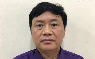 Khởi tố, bắt tạm giam Phó Cục trưởng Cục Đường thủy nội địa Việt Nam
