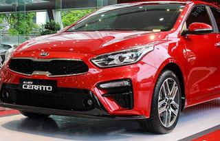 Mẫu xe sedan hạng C có giá dưới một tỉ đồng được ưa chuộng tại Việt Nam
