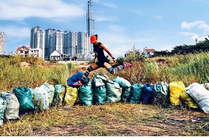 Giới trẻ Việt Nam hưởng ứng trào lưu dọn rác: Khi việc 'sống ảo' trở nên có ý nghĩa