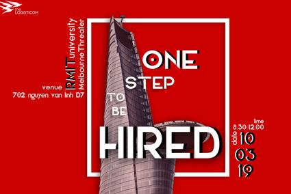 ONE STEP TO BE HIRED tư vấn bạn trẻ cách chinh phục nhà tuyển dụng khó tính